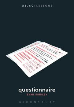 Questionnaire - Book  of the Object Lessons