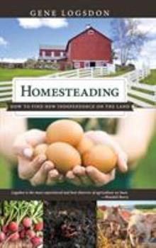 Homesteading 0878570683 Book Cover
