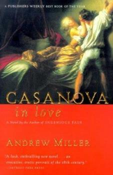 Casanova in Love 015600769X Book Cover