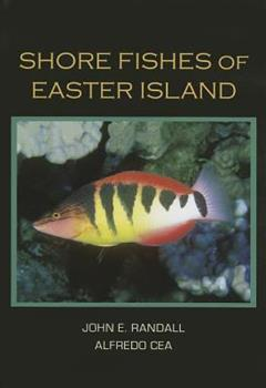 Hardcover Shore Fishes of Easter Island Book