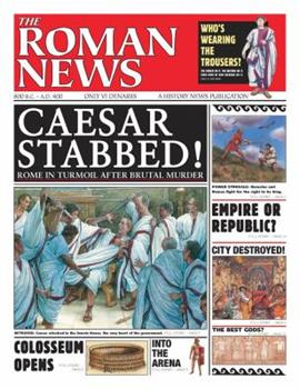 The Roman News 0763600555 Book Cover