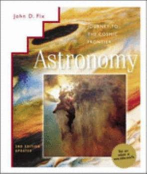 Hardcover Astronomy : Journey to the Cosmic Frontier Book
