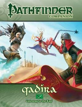 Pathfinder Companion: Qadira, Gateway to the East - Book  of the Pathfinder Player Companion