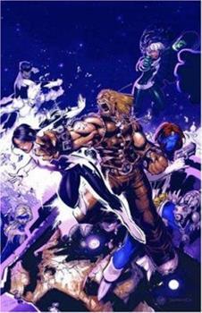 X-Men: Supernovas - Book #3 of the X-Men Marvel Deluxe Astonishing 4