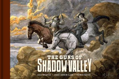 Hardcover The Guns of Shadow Valley Book