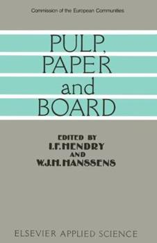 Paperback Pulp, Paper and Board Book