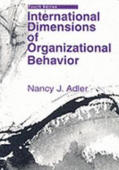 Paperback International Dimensions of Organizational Behavior Book