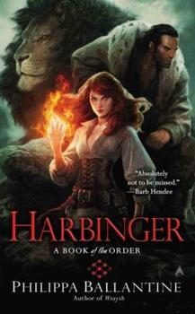 Harbinger 0425256553 Book Cover