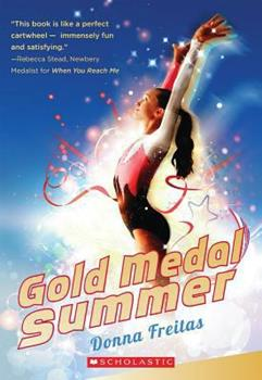 Gold Medal Summer - Book  of the Gold Medal