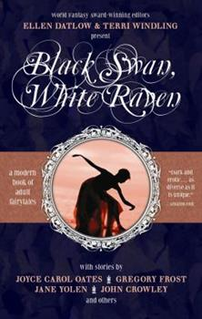 Black Swan, White Raven 0380786214 Book Cover