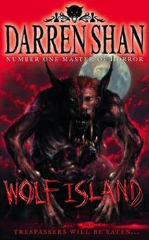 Paperback Wolf Island (Demonata #8) Book