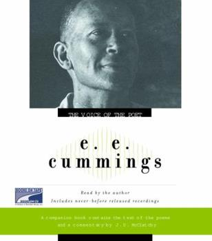 Voice of the Poet: e.e. cummings (Voice of the Poet) - Book  of the Voice of the Poet