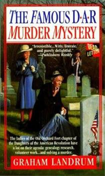 The Famous DAR Murder Mystery 0312955685 Book Cover