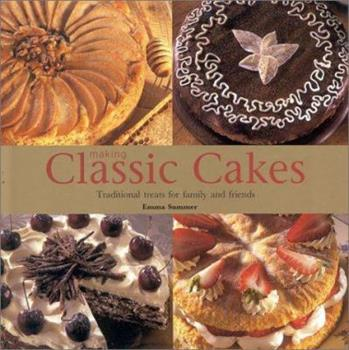 Making Classic Cakes (Cakes & Buiscuits) 0754805646 Book Cover