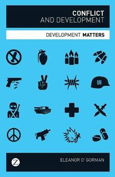Paperback Conflict and Development Book