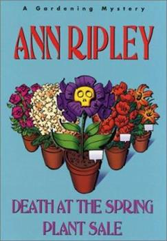 Death At The Spring Plant Sale 1575667800 Book Cover
