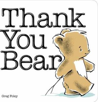 Thank You Bear - Book  of the Bear