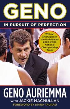 Geno: In Pursuit of Perfection 0446694770 Book Cover