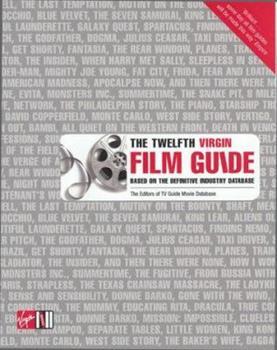 Paperback The Twelfth Virgin Film Guide Book