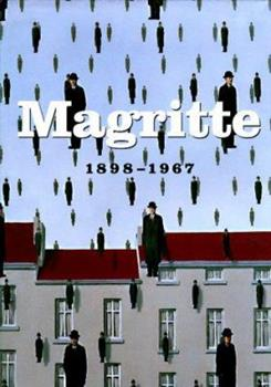 Hardcover Magritte 1898-1967 Book