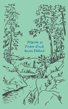 Paperback Pilgrim at Tinker Creek Book