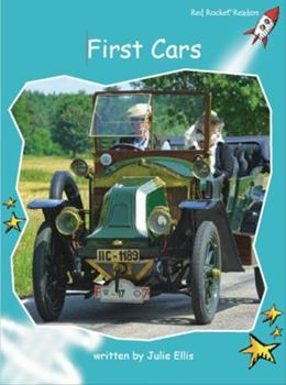 First Cars 1877490431 Book Cover