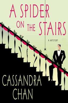 A Spider on the Stairs 0312369409 Book Cover