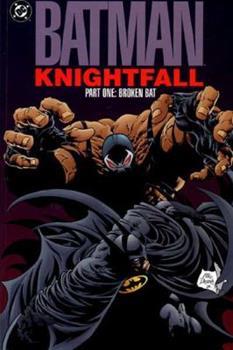 Batman: Knightfall, Part One: Broken Bat - Book #69 of the Modern Batman