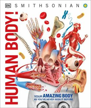 Dkfindout! Human Body 1465463089 Book Cover