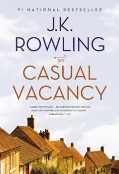 Paperback The Casual Vacancy Book