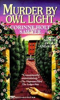 Murder By Owl Light 0449221717 Book Cover