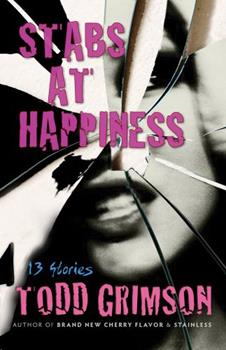 Stabs at Happiness: 13 Stories 1936182440 Book Cover