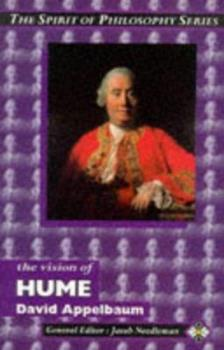 The Vision of Hume (Spirit of Philosophy Series) 1852308508 Book Cover