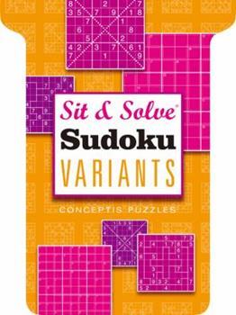 Paperback Sit & Solve Sudoku Variants Book