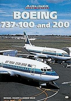 Boeing 737 - 100 and 200 0760309914 Book Cover