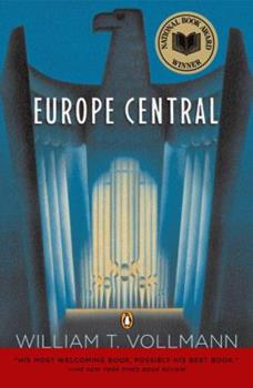 Europe Central 0143036599 Book Cover
