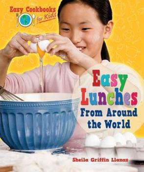 Easy Lunches from Around the World 0766037088 Book Cover