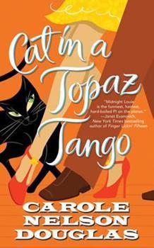 Cat in a Topaz Tango - Book #21 of the Midnight Louie