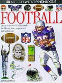 NFL (DK Eyewitness Guides) 0751363022 Book Cover