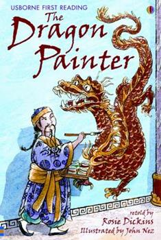 The Dragon Painter (First Reading Level 4) - Book  of the 2.4 First Reading Level Four