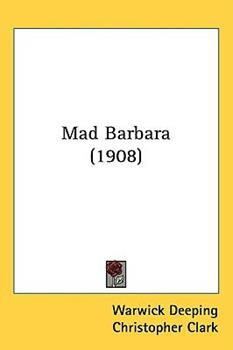 Hardcover Mad Barbara Book