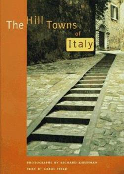 The Hill Towns of Italy 0811813541 Book Cover