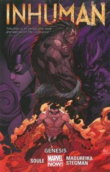 Inhuman, Volume 1: Genesis - Book #16 of the Inhumans in Chronological Order