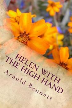 Helen with the High Hand 0862990769 Book Cover