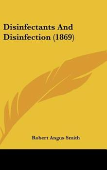 Hardcover Disinfectants and Disinfection Book