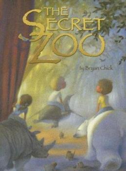 Paperback The Secret Zoo Book