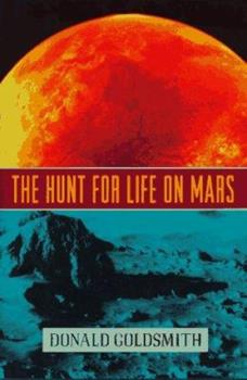 The Hunt for Life on Mars 0525943366 Book Cover