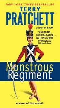 Monstrous Regiment 0060013168 Book Cover