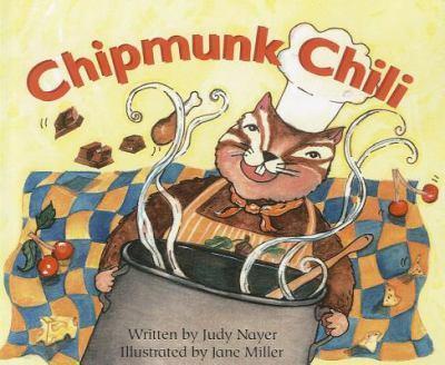 Paperback Chipmunk Chili Book
