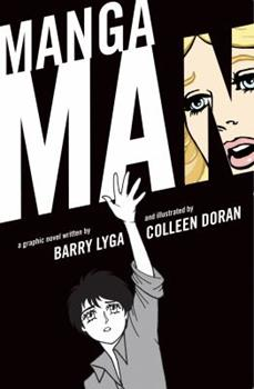 Mangaman 0547423152 Book Cover